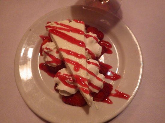 "Donaldo's: Not much of a ""cheesecake"" per se, but when you're liquored up it tastes amazing!"
