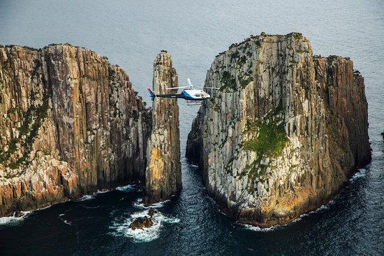 Port Arthur, Australia: The Candlestick and Totem Pole - Cape Hauy