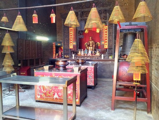 I Leng Temple