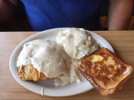 Porter, TX: Chicken Fried Steak