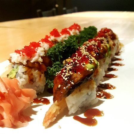Arigato Sushi Valleyview : Special roll