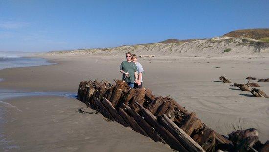 Surf Beach Ship Wreck