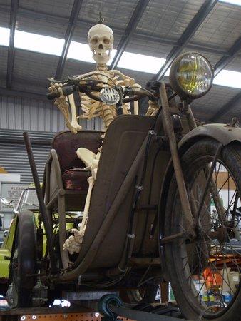 George Taylor's Vintage Motorcycle Museum