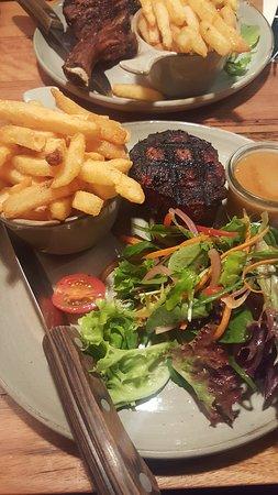 Sunbury, Avustralya: Steak