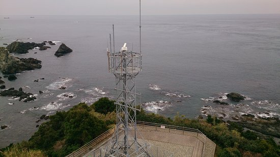 Shiono Cape Lighthouse Photo
