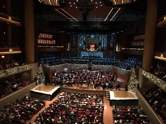 Morton H. Meyerson Symphony Center: Not a bad seat in the house!