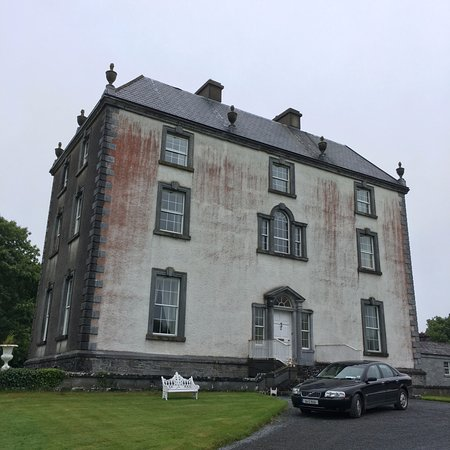 Ross Castle: main house
