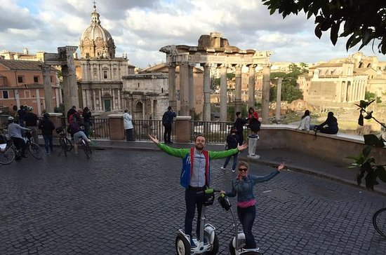 Two-Hour Panoramic Segway Tour of Rome
