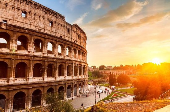 Rome Private Tour from Civitavecchia