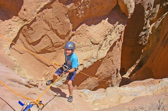 Red Rock Canyons, Robber's Roost...