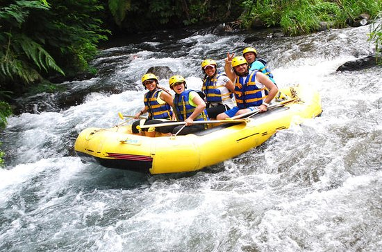 Telaga Waja River White-Water Rafting...