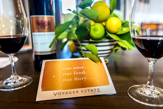 Voyager Estate: Stay for our 6-course Discovery Menu