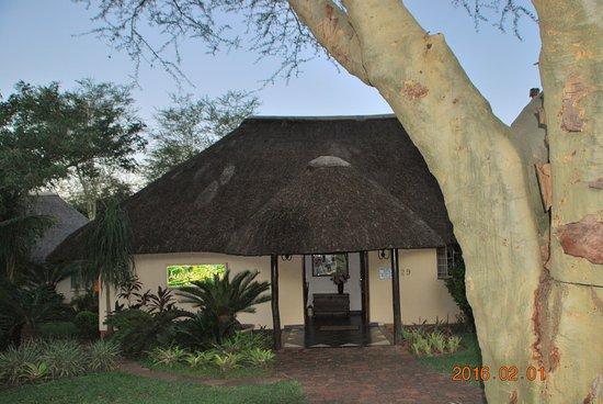 Acasia Guest Lodge: Entrance