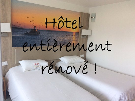 Inter Hotel Morlaix ouest Saint Martin des Champs