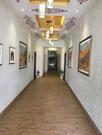 Hotel Hari Bhawan Palace