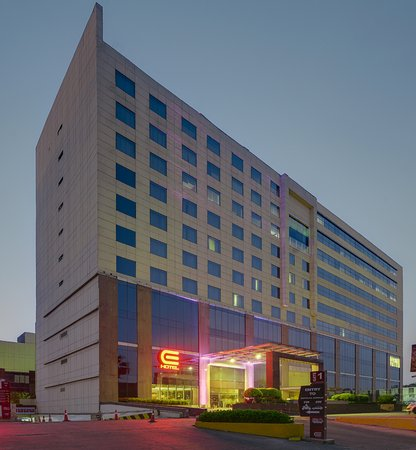 E Hotel: Hotel E which is the small, luxurious hotel within southern India's largest mall.