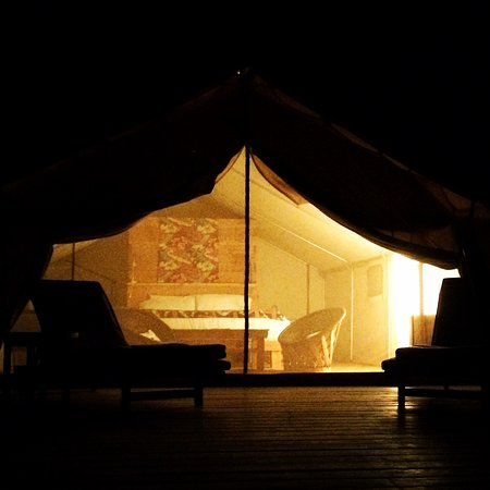 Foto de Cabanas Cuatrocuatros