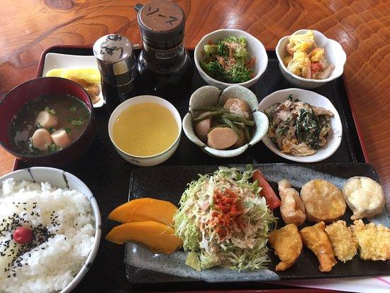 香美市, 高知県, 茶々の日替わり定食