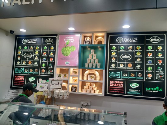Natural Ice Cream Mangalore Restaurant Reviews Photos