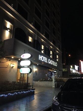 Taebaek, เกาหลีใต้: Castello Hotel