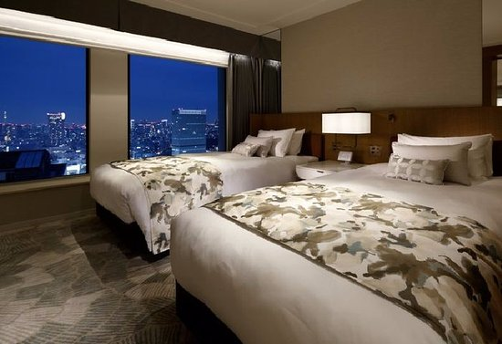 5 Star Hotel But Very Crowded Review Of Keio Plaza Hotel Tokyo