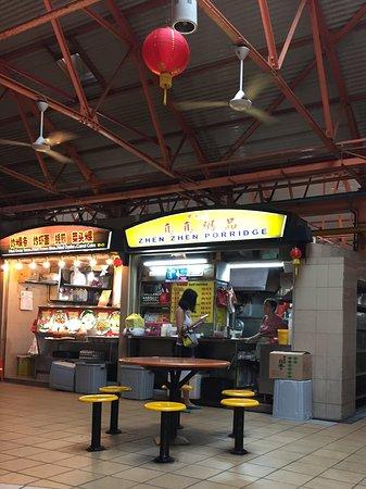 Zhen Zhen Porridge: This stall has no number but it is 01-54