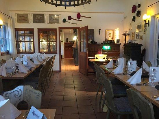 Restaurant Bahnsteig 1: Krimidinner