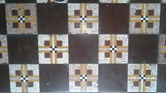 Period Tile Floors Picture Of Negros Museum Bacolod Tripadvisor