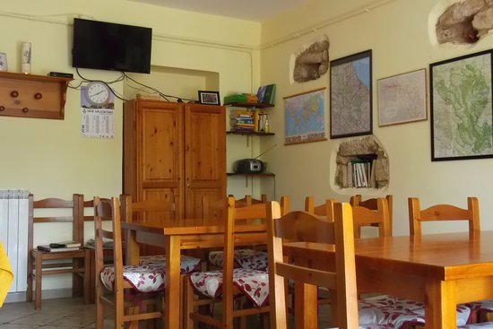Sala da pranzo cucina con ingresso indipendente - Foto di B&B Porta ...