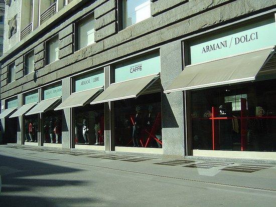 Armani Megastore
