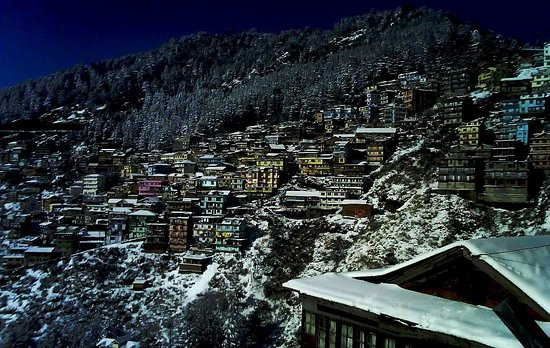 Shimla District, India: SANJAULI SHIMLA