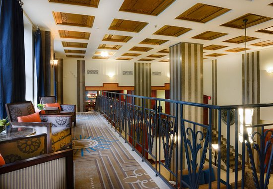 Mezzanine Area lobby mezzanine seating area - picture of residence inn memphis