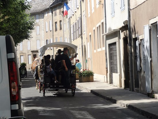 Occitanie, France: chariot