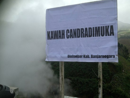 Candradimuka Crater