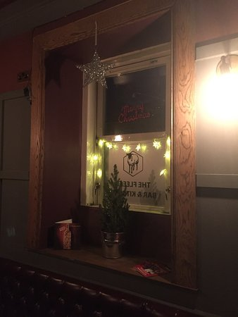 Selkirk, UK: The Fleece Bar & Kitchen