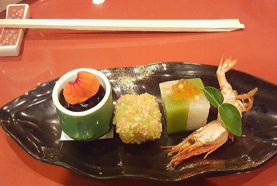 Grand Hotel Wien Sushi Brunch