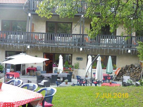 Hotel Restaurant L'Adray Photo