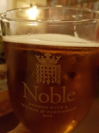 Winchelsea, UK: Craft lager - Noble