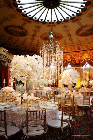 The Breakers Palm Beach Wedding | Weddings By The Breakers The Circle Ballroom Picture Of The