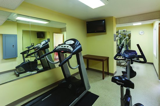 Radford, VA: Fitness Center