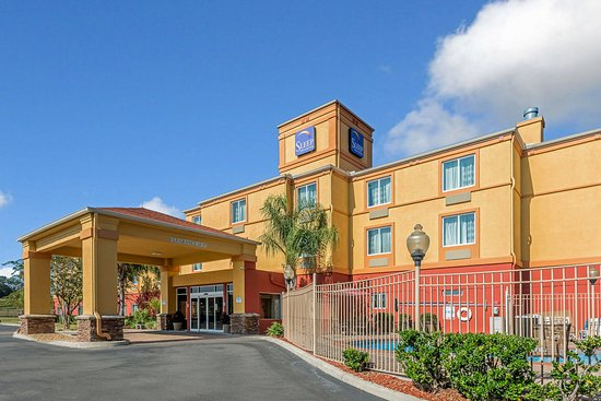 Sleep Inn & Suites Ocala - Belleview: Exterior
