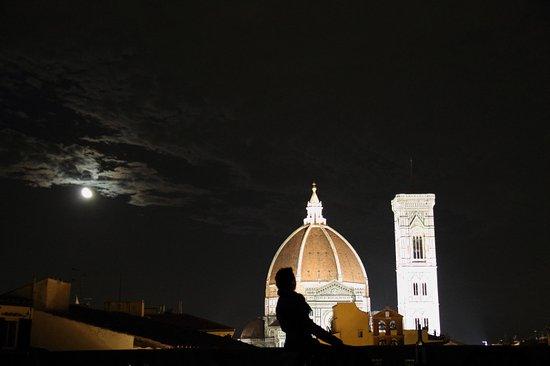 Soggiorno La Cupola: вид с терассы
