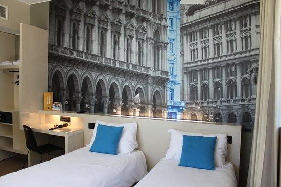 B B Hotel Milano San Siro Milano Italien