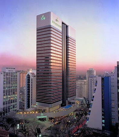 Renaissance Sao Paulo Hotel