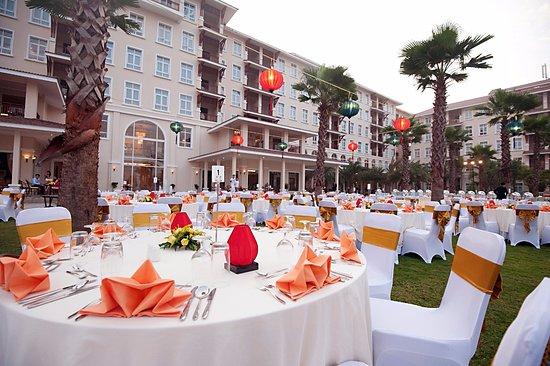Vinpearl Luxury Da Nang: Outdoor event