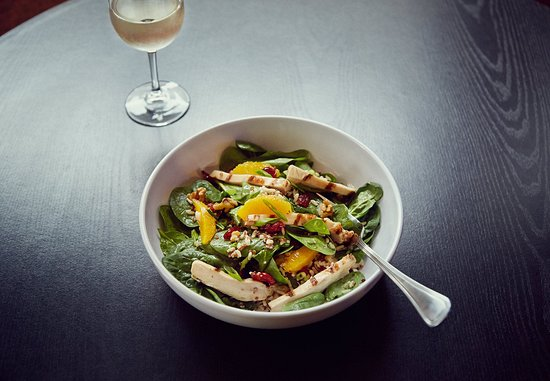San Bruno, CA: Asian Chicken Salad