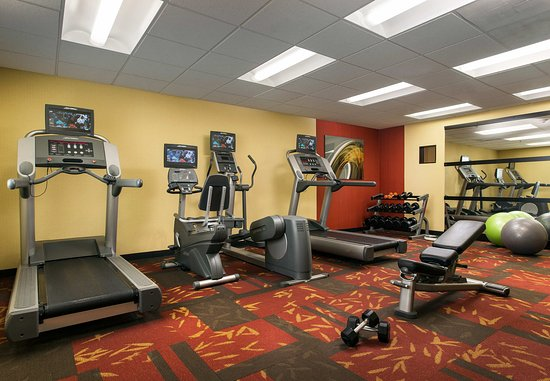 San Bruno, Californië: Fitness Center