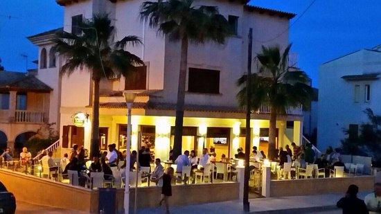 Cafe El Sol Son Serra De Marina