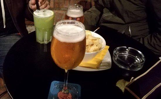 Kundera Caffe Bistrot : Buona birra