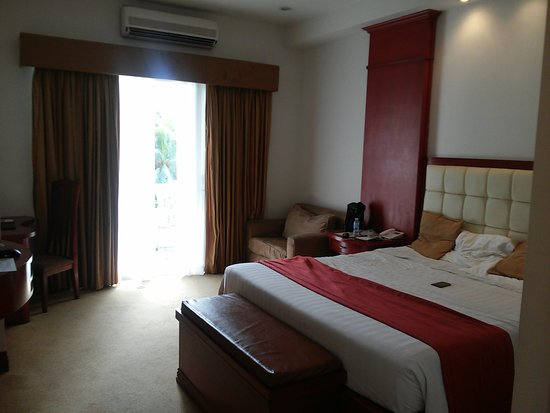 グランド ルイス ホテル, たぶん一番安いお部屋